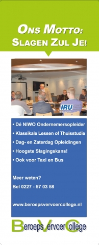 Opleiding transport ondernemer